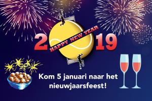Kom op 5 januari naar het Kids Nieuwjaars feest!