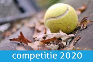 Inschrijven voor de uitgestelde KNLTB 2020 competitie in het najaar!