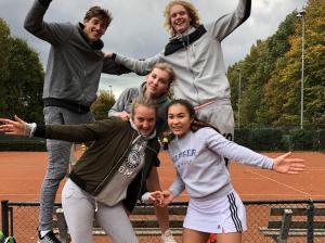 Felicitaties voor onze kanjers van jeugd gemengd team 1, leeftijd 11-17!