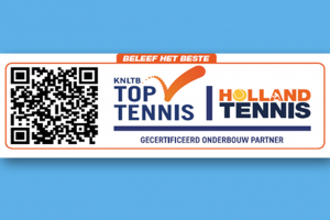 Nieuwe tennisschool: Holland Tennis/Holland Tennis Academy.