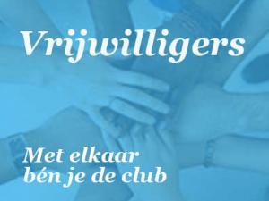 Gezocht: Vrijwilligers, meedoeners, -denkers en bestuursleden